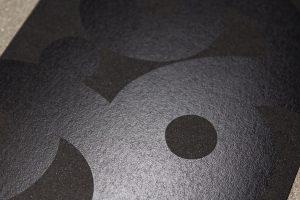 partielle Lackierung als Veredelung im Digitaldruck