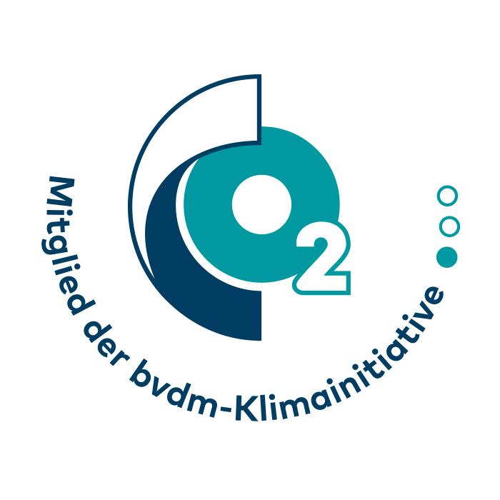 Mitglied der bvdm-Klimainitiative